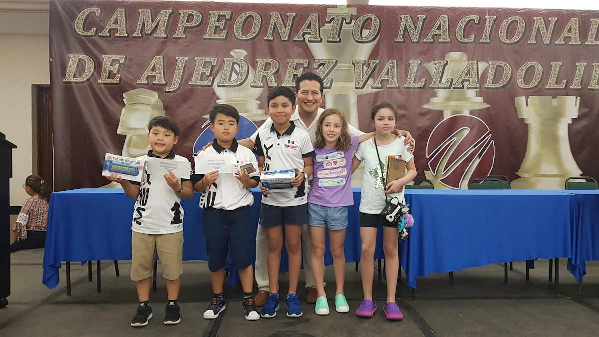 ASFM Students Stand Out in the National Chess Tournament in Mazatlan